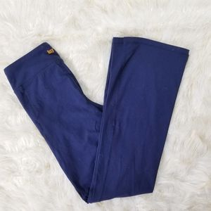 Lucy Activewear Power Yoga Pants in Navy